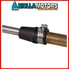 490204506 TUBO ASTUCCIO D45X600 52/66 OTTONE Tubi per Astucci Porta Elica