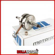 MF30.11001 ALBERO MOTORE HQ RINFORZATO D.20 MOTOFORCE BETA RR-T ENDURO 50CC (AM6) - (TUBOLARE)