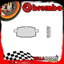 07041 PASTIGLIE FRENO ANTERIORE BREMBO PEUGEOT V-CLIC 2008- 50CC [ORGANIC]