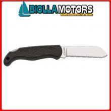 5830401 COLTELLO BOAT1 BLACK Coltello Boat 1