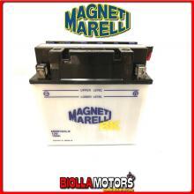 MOB16CL-B BATTERIA MAGNETI MARELLI YB16CL-B SENZA ACIDO YB16CLB MOTO SCOOTER QUAD CROSS