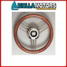 4641738 VOLANTE D350 V/STEEL INOX Volante V25/Steel