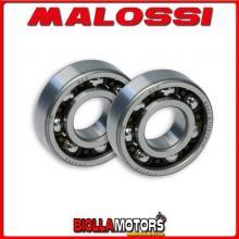 6616065E CUSCINETTI ALBERO MALOSSI ? 20x47x14 C4 APRILIA RS 50 2T LC euro 2 2006-> (DERBI D50B1) - -