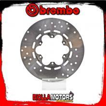 68B40772 DISCO FRENO POSTERIORE BREMBO BENELLI VELVET 2003- 400CC FISSO