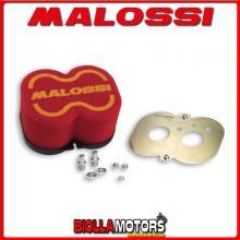 0417225 FILTRO ARIA RED FILTER E19 X YAMAHA T-MAX 530 IE 4T LC 2012-15 (SOLO PER VEICOLI CON CORPO FARFALLATO MALOSSI)