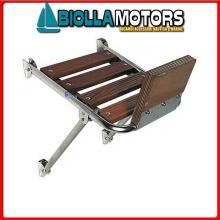 0510902 PLANCIA/SUPPORTO MOTORE L Plancette Minox con Supporto Motore