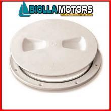 4000013 TAPPO ISPEZIONE RV D165 WHITE Tappo Ispezione BW1