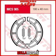 MCS905 GANASCE FRENO POSTERIORE TRW Suzuki LT-F 300 F King Quad 1999-2001 [ORGANICA- ]