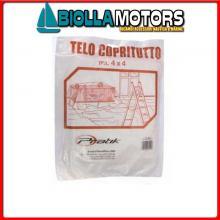 5790062 TELO COPERTURA 4X4 680GR CALPESTABILE Teli Copritutto