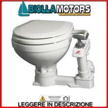 1320317 POMPA WC JOHNSON WC - Toilet Manuale Johnson