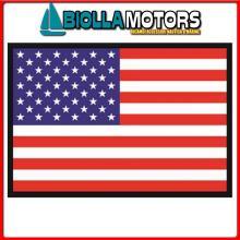 3404520 BANDIERA USA 20X30CM Bandiera U.S.A.