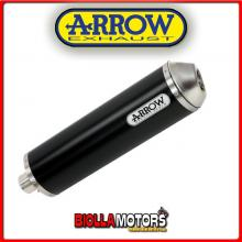 71708AON TERMINALE ARROW MAXI RACE-TECH YAMAHA FZ1 2006-2016 DARK/INOX