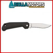 5830400 COLTELLO BOAT0 BLACK Coltello Boat 0