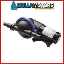 1825734 POMPA JABSCO 16L/M 24V Pompa Autoadescante Jabsco Shower/Bilge Drain