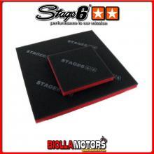 S6-35071 SPUGNA STAGE6 A DOPPIA POROSITà DA RITAGLIO 150 X 150MM