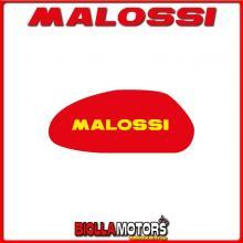 1411417 SPUGNA FILTRO ARIA MALOSSI YAMAHA MAJESTY 250 4T LC RED SPONGE PER FILTRO ORIGINALE -