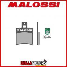 6215008BB COPPIA PASTIGLIE FRENO MALOSSI Anteriori SUZUKI AP 50 2T SPORT Anteriori - per veicoli PRODOTTI 1995 --> ** OMOLOGATE