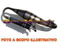 RST.471 SCARICO ROOST MOTORI PEUGEOT MOTORI ORIZZONTALI RACING 70cc