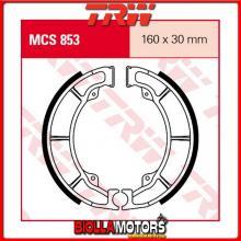 MCS853 GANASCE FRENO POSTERIORE TRW Kawasaki ZL 600 Eliminator 1995-1997 [ORGANICA- ]