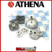 S410105308009 TESTA CILINDRO ATHENA DERBI SENDA R DRD PRO E2 2006-2011 50CC -