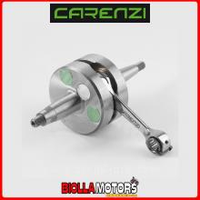 090936 ALBERO MOTORE CARENZI EVO 2020 SP10 MACAL THUNDER 50 2T 95-96