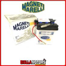 6N4-2A BATTERIA MAGNETI MARELLI 6N4-2A SENZA ACIDO 6N42A MOTO SCOOTER QUAD CROSS