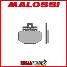 6215015BB COPPIA PASTIGLIE FRENO MALOSSI Posteriori BENELLI ADIVA 125 4T (LEADER) SPORT Posteriori - per veicoli PRODOTTI 2000 -
