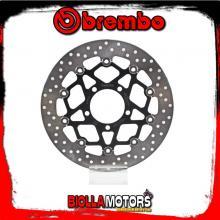 78B40861 DISCO FRENO ANTERIORE BREMBO KAWASAKI ZX-6R ABS 2013- 636CC FLOTTANTE