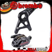 120A44134 PINZA FRENO ASSIALE BREMBO CNC P2 Ø34 84mm Yamaha R1 (no TCS version) 2006-> [POSTERIORE]
