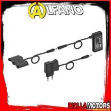 A4006 ALIMENTAZIONE ALFANO ADS-GPS/MAG CON BLOCCO BATTERIA RICARICABILE 3.7 V 4400mAh