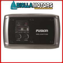 5640630 AMPLIFICATORE FUSION MS-AM702 Amplificatore di Zona Fusion MS-AM702 140W