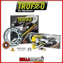 256218000 KIT TRASMISSIONE TROFEO CH RACING WXE 125 Enduro 2005- 125CC