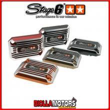 S6-SSP101-2BZ/BL COPERCHIO FRENO SSP BLU ANODIZZATO (SINGOLO)BOOST 2004 / STUNT / AEROX