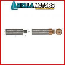5127542 ANODO BARROTTO Barrotti Motore Caterpillar (28x55mm)