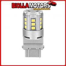 O3548CW02B OSRAM 12V LEDRIVING RETROFIT LED STANDARD 3548CW-02B - (P27/7W) - W2,5X16Q - 2 PZ - BLISTER - BIANCO