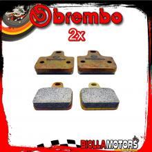 2-M049Z04 KIT PASTIGLIE FRENO BREMBO [Z04] X99C460 - PINZA FRENO SX RADIALE BREMBO CNC P4 ?34 108mm - [ANTERIORE]