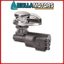 1203406 WINCH PRINCE DP3 1500 24V 10MM Verricello Salpa Ancora Prince DP3-1500