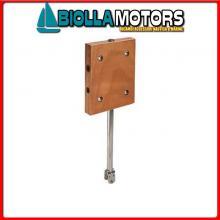 0521215 SUPPORTO MOTORE BATTAGLIOLA LEGNO Supporto Motore a Battagliola L