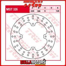 MST326 DISCO FRENO POSTERIORE TRW Honda FX 650 Vigor 1999-2002 [RIGIDO - ]