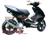 ODF-14513 TUBI ESTETICI ODF ALLUMINIO fissi- Aerox / Nitro