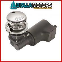 1203520 WINCH RIDER 1000 12V 8 DRUM Verricello Salpa Ancora Rider R3