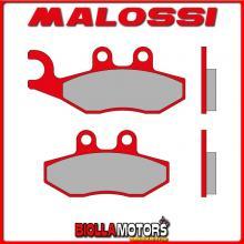 6215079 PASTIGLIE FRENO MALOSSI MHR GILERA RUNNER SP 50 2T LC 2006-> (C451M) - -