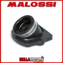028856B COLLETTORE ASPIRAZIONE MALOSSI RACING D. 22 - 28 ITALJET JET SET 50 2T LUNGHEZZA 26,5 INCLINATO IN NBR -