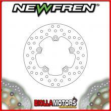 DF5071A DISCO FRENO POSTERIORE NEWFREN APRILIA RS 250cc 1995-2003 FISSO