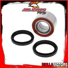 25-1700 KIT CUSCINETTI RUOTA ANTERIORE Honda Big Red MUV 700 700cc 2009-2013 ALL BALLS