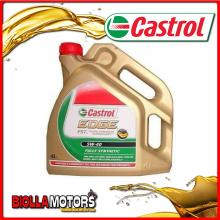 5309 4 LITRI OLIO CASTROL EDGE 5W40 LT4