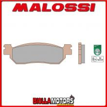 6215021 PASTIGLIE FRENO MALOSSI SINTERIZZATE POSTERIORI MBK SKYLINER 250 4T LC