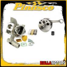 26482126 CARTER MOTORE E ALBERO PINASCO PIAGGIO VESPA ETS 125 CORSA 51