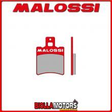 6215008BR COPPIA PASTIGLIE FRENO MALOSSI Anteriori MBK BOOSTER SPIRIT 50 2T euro 0-1 MHR Anteriori - per veicoli PRODOTTI 1996 -