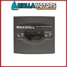 1206018 STACCABATTERIE 80AMP 12/24V Interruttori Magnetotermici